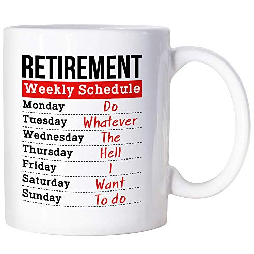 Used, Funny Retirement Gifts For Women Men Dad Mom Retirement for sale  Delivered anywhere in USA