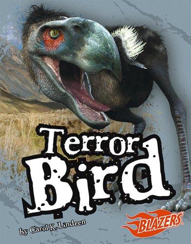Terror Bird (Extinct Monsters) ebook