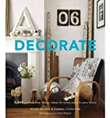 (Decorate: 1,000 Professional Design Ideas for Every Room in Your Home) By Becker, Holly (Author) Hardcover on (04 , 2011)