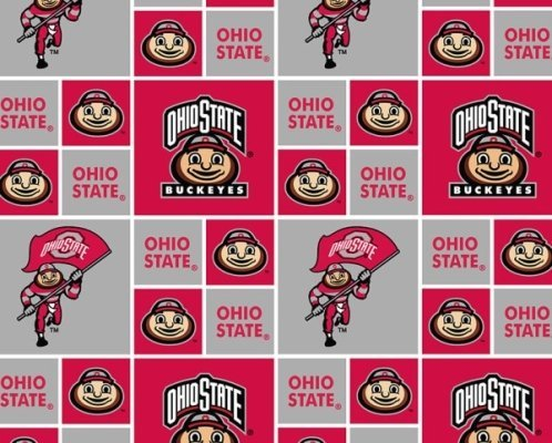 - NEW Ohio State University By Sykel - 100% Cotton 44