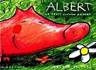 Albert, le petit cochon propre par  Voutch