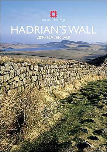 Télécharger Hadrians Wall 2020 15cm x 21cm Wall Calendar EPUB eBook gratuit