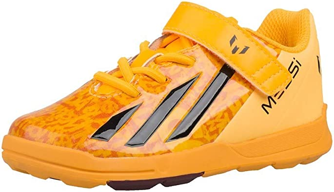 messi infant trainers