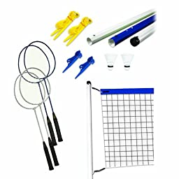 Franklin Sports Recreational Badminton Set