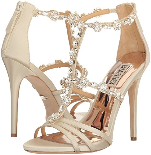 Badgley Mischka Womens Thelma Dress Sandal Plt Msd