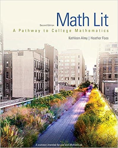 Math lit 2 kathleen almy heather foes amazon math lit 2nd edition kindle edition fandeluxe Image collections