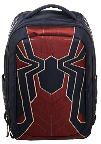 Avengers: Infinity War Iron Spider Built Up Laptop Backpack Standard