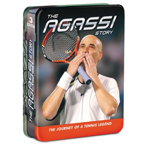 The Agassi Story: The Journey of a Tennis Legend