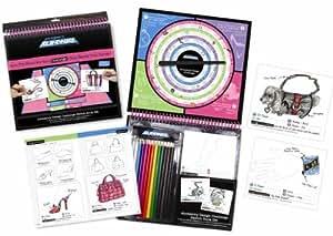 Project Runway Pet Fashion Design Sketchbook