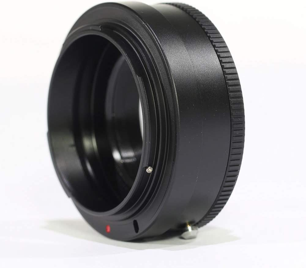 Pixco Lens Mount Adapter Ring for CRX Lens to Nikon Z Mount Camera Nikon Z6 Nikon Z7