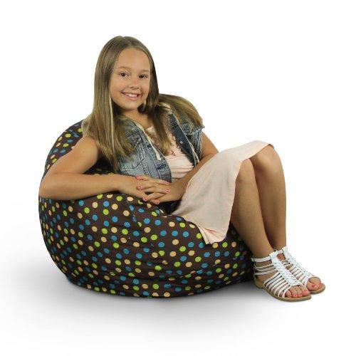 Superb American Furniture Alliance Fun Factory Classic Bean Bag Short Links Chair Design For Home Short Linksinfo