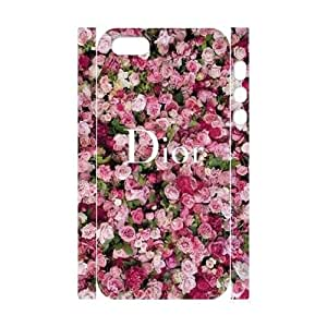 Flowers DIY 3D Hard Ipod Touch 5 LMc-74197 at LaiMc