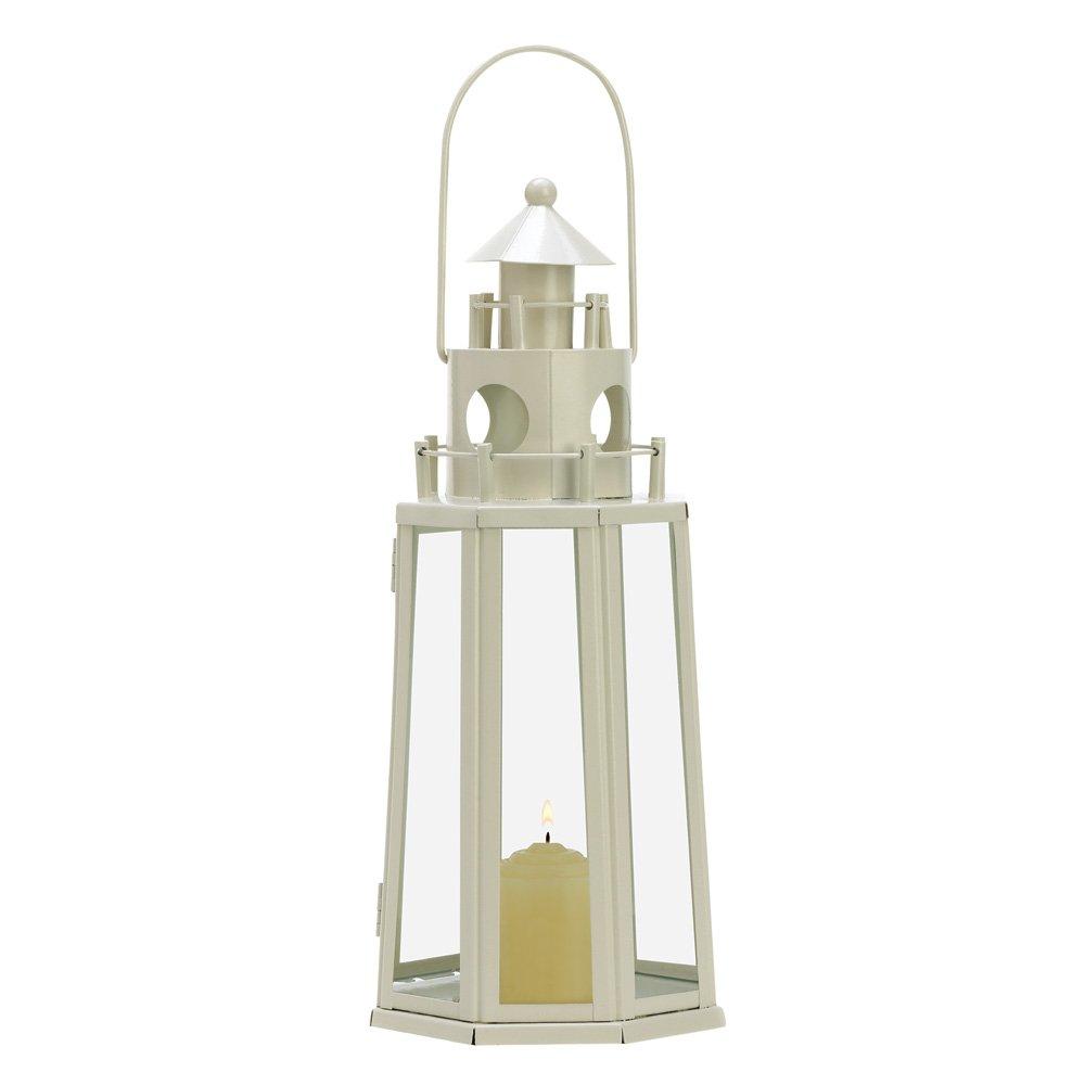 Tom & Co. 10 Wholesale Lighthouse Candle Lantern Wedding Centerpieces