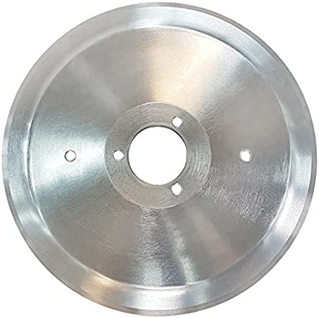 Diametro lama da 220 mm, Alta qualit/à acciaio, Foro Centrale 40 mm Vertes Lama di ricambio da 220 mm per affettatrici