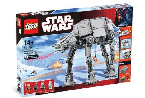 LEGO 10178 Motorized Walking AT AT
