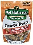 Pet Botanics Grain Free Healthy Omega Treats for dogs. Salmon, 12-Ounce