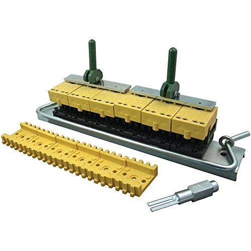 Apache Alligator Rivet Ready Staple Fastener Installation Belt Lacing Tool - Lacer Farm