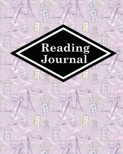 Reading Journal: Book Reading Note, Reading List Notebook, Portable Book Reading Note, Reading Logs, Cute Paris & Music Cover (Volume 47) pdf epub