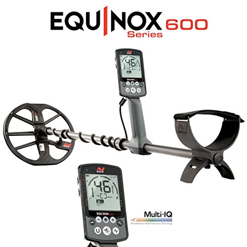 Why Should You Buy Minelab EQUINOX 600 Multi-IQ Metal Detector with EQX 11 Double D Smart Coil