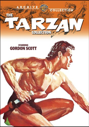 The Tarzan Collection Starring Gordon Scott (6 -