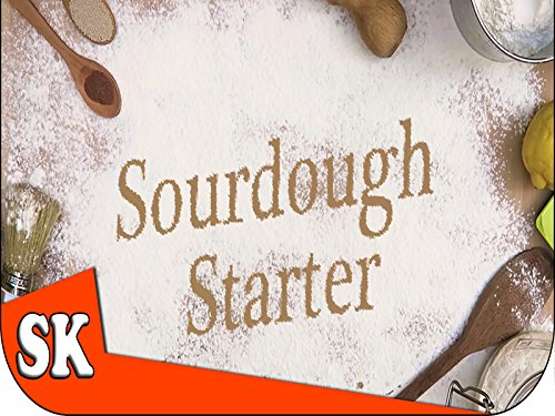 Sourdough Starter - Introduction to Bread Making