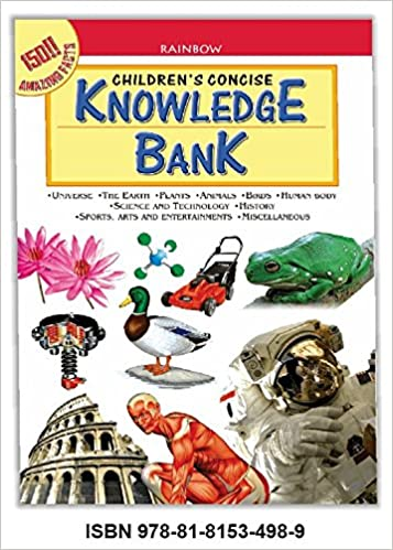 Amazon in: Buy Rainbow Children's Concise Knowledge Bank Combo of 3