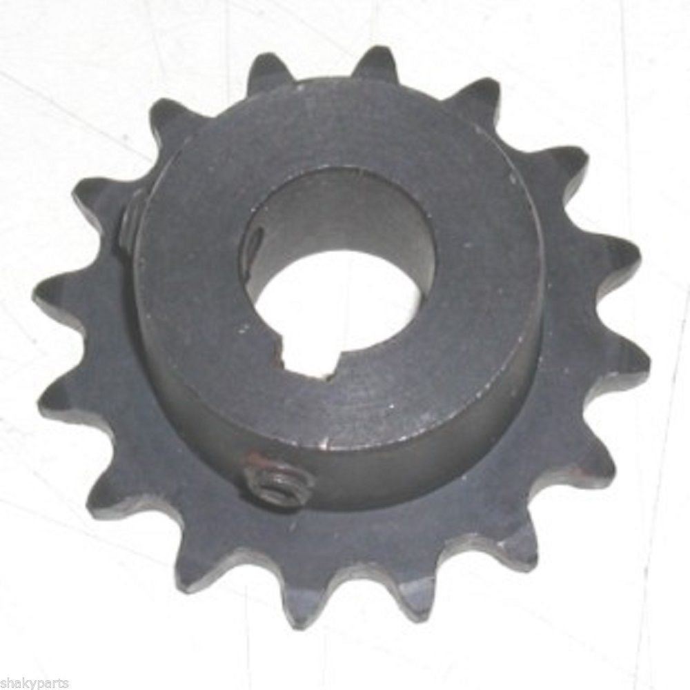 2107 Azusa #41 Go Kart Jackshaft Sprocket 14 Tooth 5//8 Bore Sprocket /_/_#shakyparts