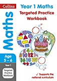 Collins KS1 Revision and Practice - New Curriculum – Year 1 Maths Targeted Practice Workbook