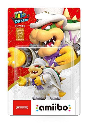 amiibo Super Mario Odyssey Bowser, 1 Figur