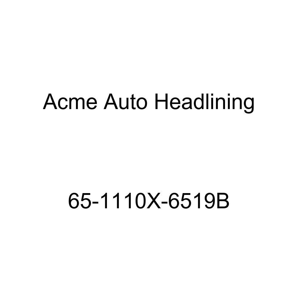 Buick Wildcat 2 Dr Hardtop w//Original Board Headliner Acme Auto Headlining 65-1110X-6519B Light Green Replacement Headliner Conversion