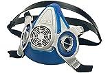 MSA 815444 Advantage 200 LS Half-Mask Respirator with Single Neckstrap, Medium