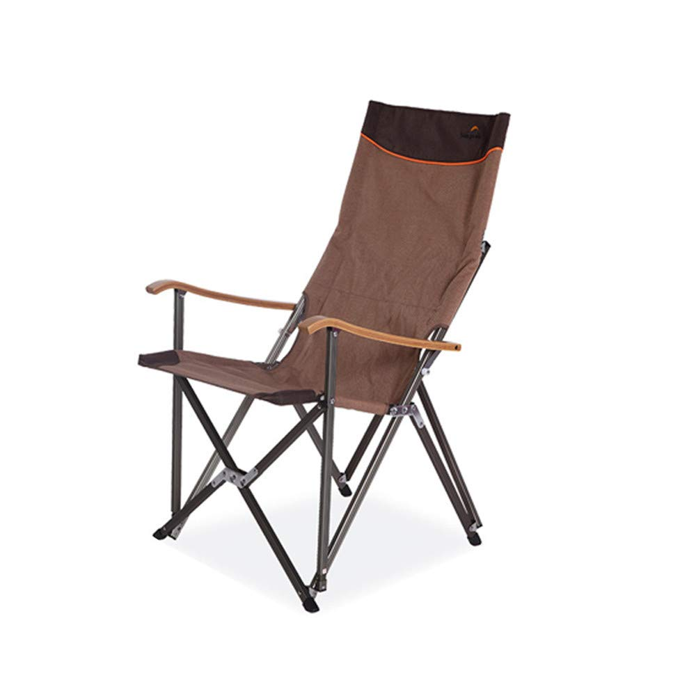 Gububi Heavy Duty Klappstuhl Übergroßen Camping Stuhl Portable Polsterstuhl Lenden Rückenstütze Tragbarer Stall für Camping Picknick Outdoor Stuhl