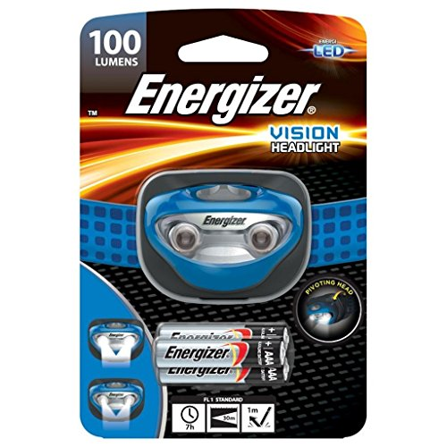 Energizer Hat (Energizer 12516 - Blue Vision LED Headlight (Batteries Included) (HDA32EW))