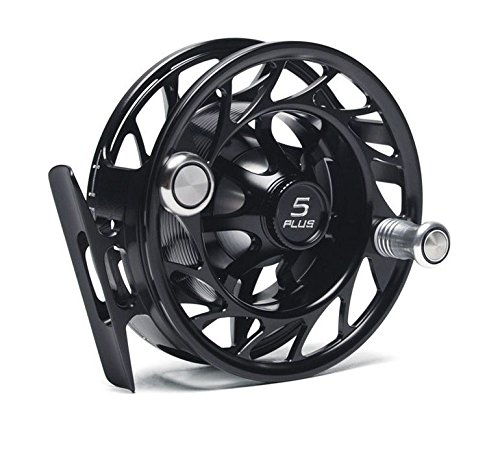 Hatch Outdoors Finatic 5 Plus Machined Fly Fishing Reel