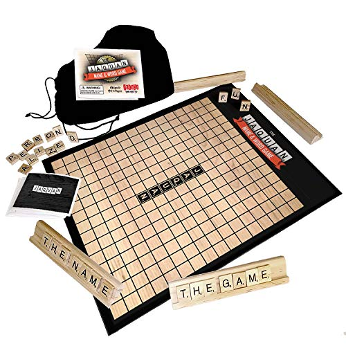 Jaquan Table - Jaquan Name & Word Board Game Gift, Personalized for Jaquan
