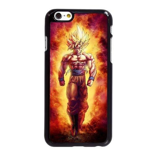 Dragon Ball Goku BW47TP2 coque iPhone 6 6S plus 5.5 Inch cas de téléphone portable coque L5JA4J2XJ