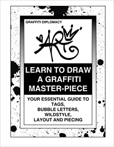 Learn To Draw A Graffiti Master Piece Your Essential Guide To Tags