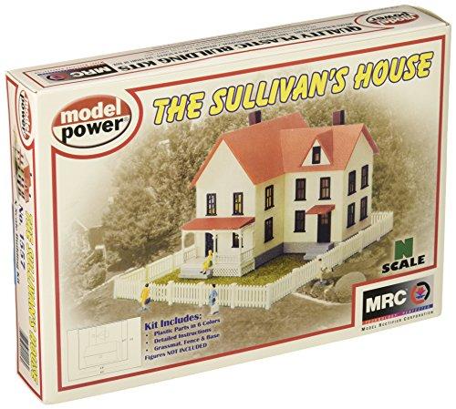 N The Sullivans Building Kits Model Power ()