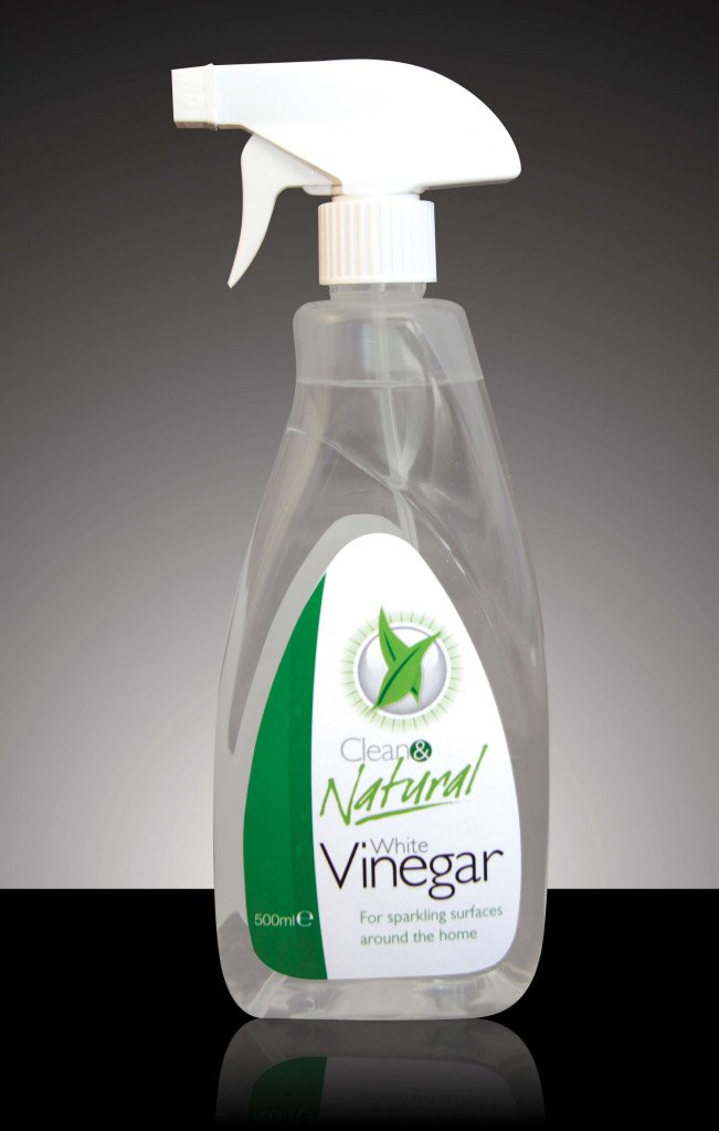 500ml White Vinegar Clean & Natural