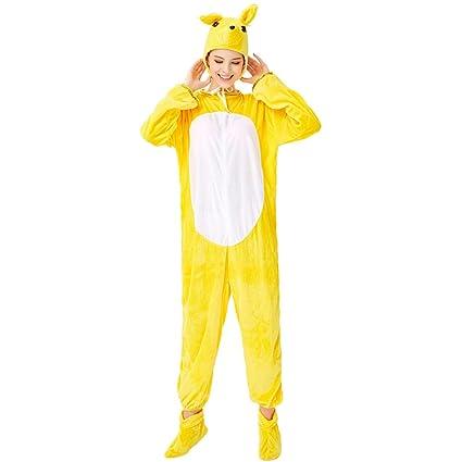 Yaliga Pijama De Adulto para Mujer Disfraz De Animal Cosplay ...