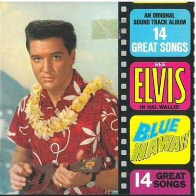 Blue Hawaii (Hawaii Album Elvis Blue)