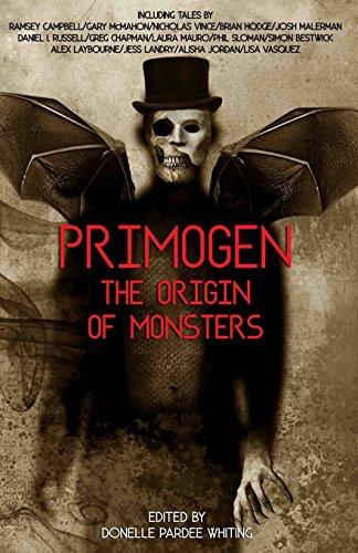 Books : Primogen: Origin of Monsters