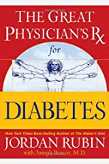 The Great Physician's Rx for Diabetes Hardcover