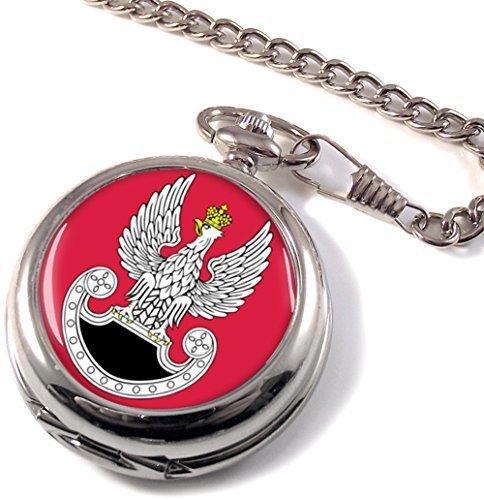 Wojska Specjalne (fuerzas especiales de Polonia) Full Hunter reloj de bolsillo: Amazon.es: Relojes