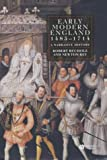 Early Modern England 1485 - 1714, Robert Bucholz and Newton Key, 0631213929