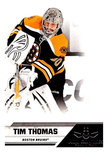 (HCW) 2010-11 Panini All-Goalies #8 Tim Thomas Bruins NHL Mint