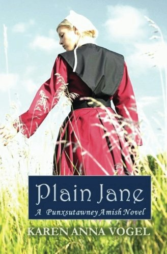 Plain Jane: A Punxsutawney Amish Novel (Bronte Inspired) by Lamb Books