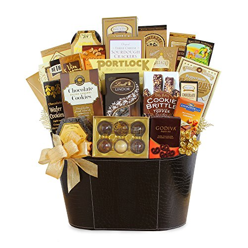 California Delicious Gourmet Cravings VIP Gift Basket by California Delicious
