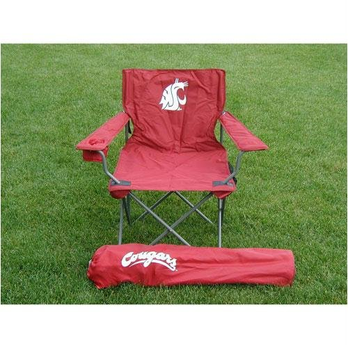 Washington State Cougars Adult Tailgate Sports Chair - NCAA College Athletics by Rivalry (Image #2)