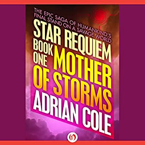 Mother of Storms Audiobook